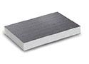 复合保温板的质量直观性处理