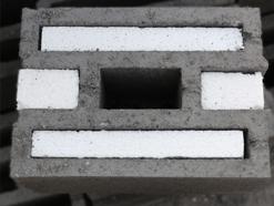 一体化复合保温板